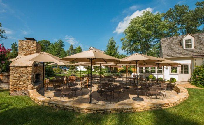 Portico Restaurant - BMW CCA Meetup Spot